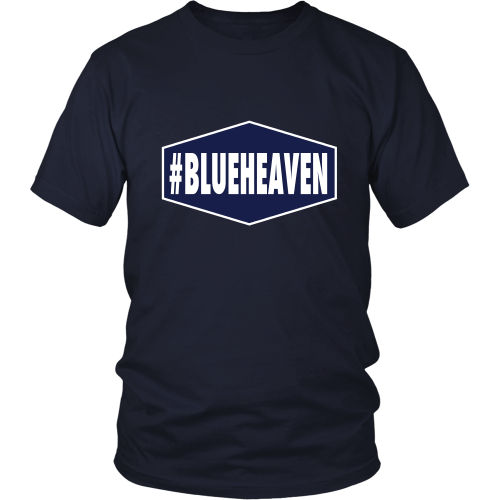 "Dodgers ""#BLUEHEAVEN"" Shirt - Los Angeles Source  - 5"