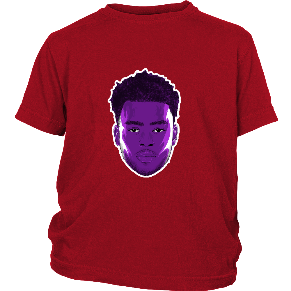 "D'Angelo Russell ""The Future"" Youth Shirt - Los Angeles Source  - 4"