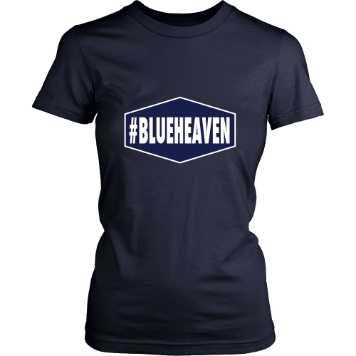 "Dodgers ""#BLUEHEAVEN"" Women's Shirt - Los Angeles Source  - 8"