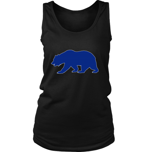 "The ""Cali Bear"" Women's Tank Top - Los Angeles Source  - 2"