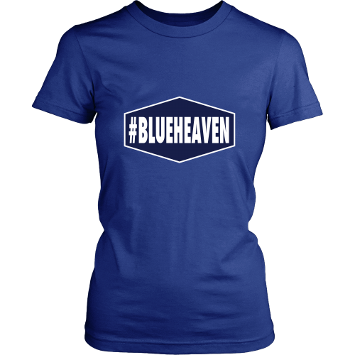 "Dodgers ""#BLUEHEAVEN"" Women's Shirt - Los Angeles Source  - 3"