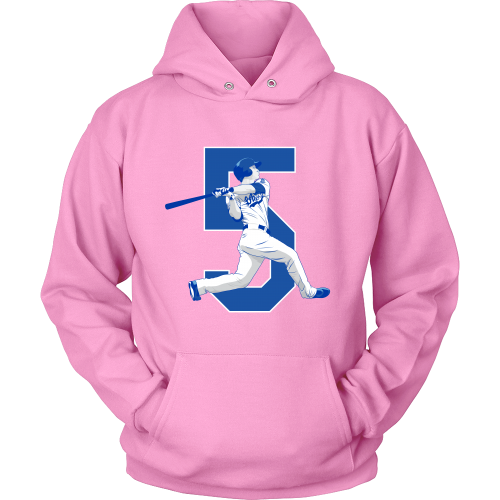 "Corey Seager ""The Prospect"" Hoodie - Los Angeles Source  - 7"