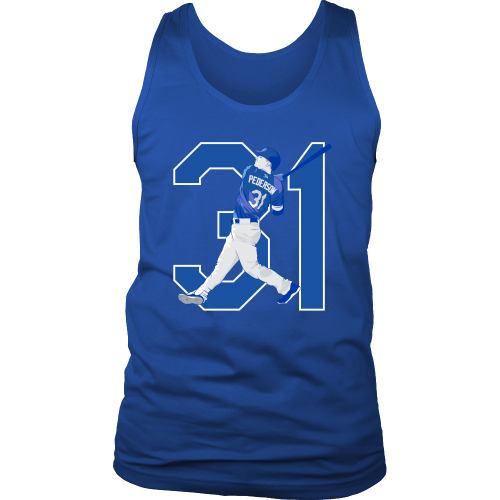 "Joc Pederson ""Young Joc"" Tank Top - Los Angeles Source  - 1"