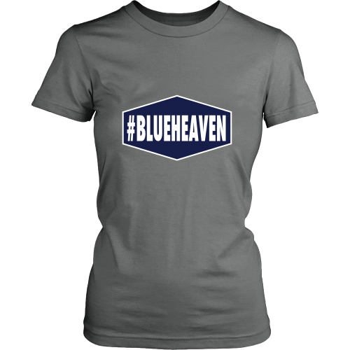"Dodgers ""#BLUEHEAVEN"" Women's Shirt - Los Angeles Source  - 2"