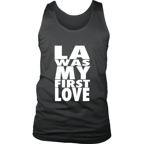 """LA Was My First Love"" Tank Top - Los Angeles Source  - 2"