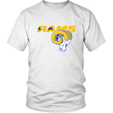 LA Rams Classic Logo Shirt - Los Angeles Source  - 2