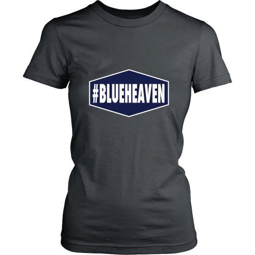 "Dodgers ""#BLUEHEAVEN"" Women's Shirt - Los Angeles Source  - 6"