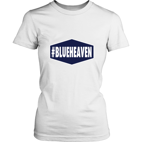 "Dodgers ""#BLUEHEAVEN"" Women's Shirt - Los Angeles Source  - 5"