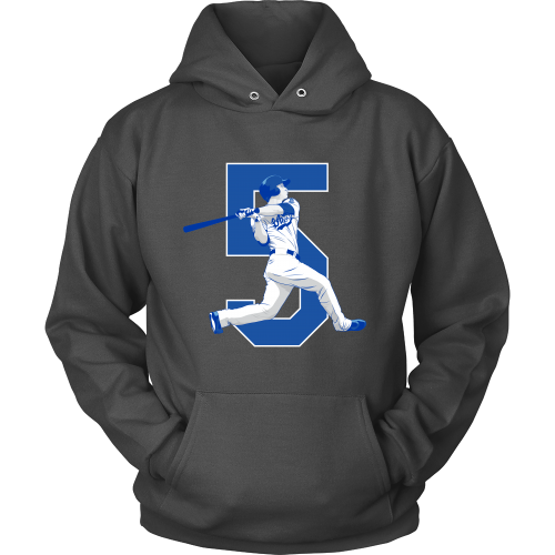 "Corey Seager ""The Prospect"" Hoodie - Los Angeles Source  - 3"