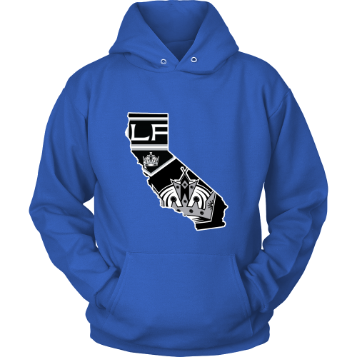 "LA Kings ""California"" Hoodie - Los Angeles Source  - 6"
