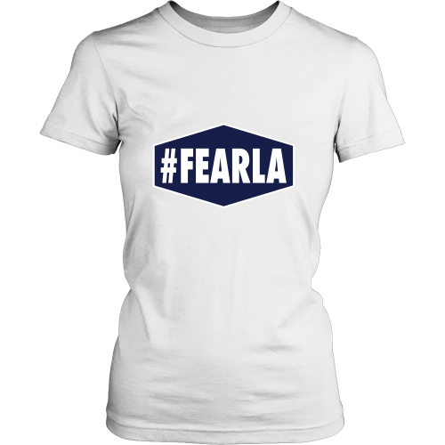 "Dodgers ""#FEARLA"" Women's Shirt - Los Angeles Source  - 5"