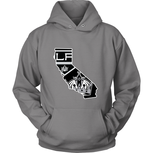 "LA Kings ""California"" Hoodie - Los Angeles Source  - 4"