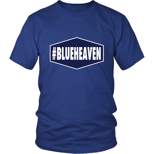 "Dodgers ""#BLUEHEAVEN"" Shirt - Los Angeles Source  - 2"