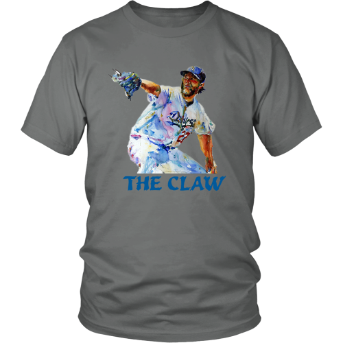 "Clayton Kershaw ""The Claw"" Shirt - Los Angeles Source  - 2"
