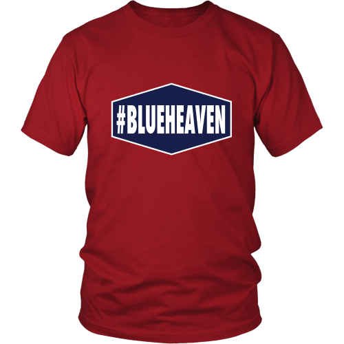 "Dodgers ""#BLUEHEAVEN"" Shirt - Los Angeles Source  - 4"