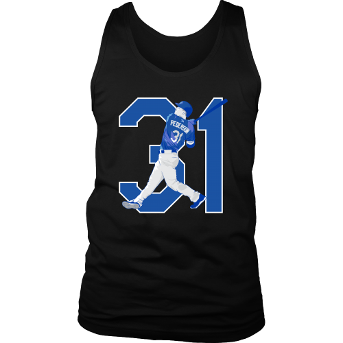 "Joc Pederson ""Young Joc"" Tank Top - Los Angeles Source  - 5"