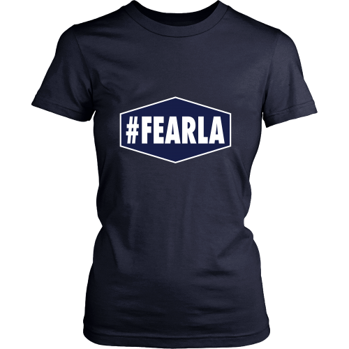 "Dodgers ""#FEARLA"" Women's Shirt - Los Angeles Source  - 8"