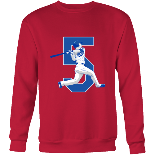 "Corey Seager ""The Prospect"" Sweatshirt - Los Angeles Source  - 2"