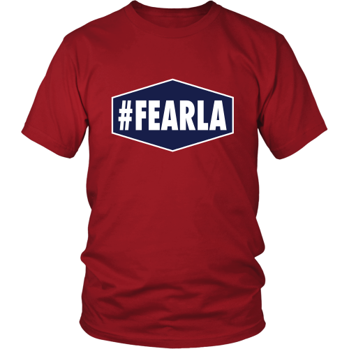"Dodgers ""#FEARLA"" Shirt - Los Angeles Source  - 5"