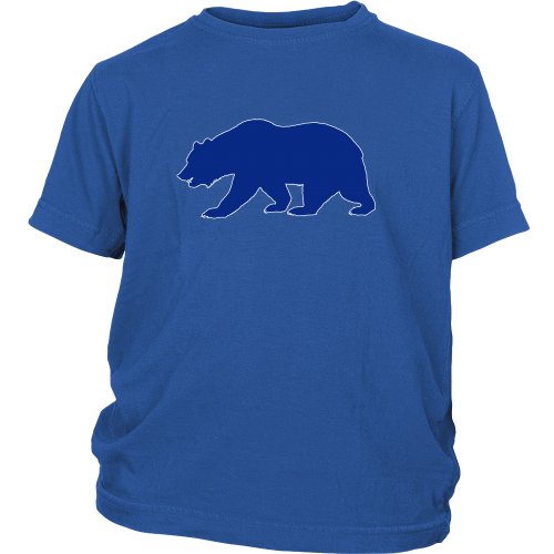 "The ""Cali Bear"" Youth Shirt - Los Angeles Source  - 3"