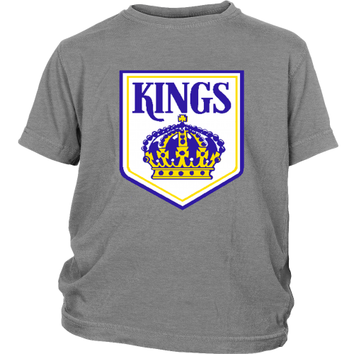 "LA Kings ""Vintage 1969"" Youth Shirt - Los Angeles Source  - 3"