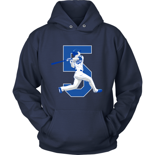 "Corey Seager ""The Prospect"" Hoodie - Los Angeles Source  - 4"
