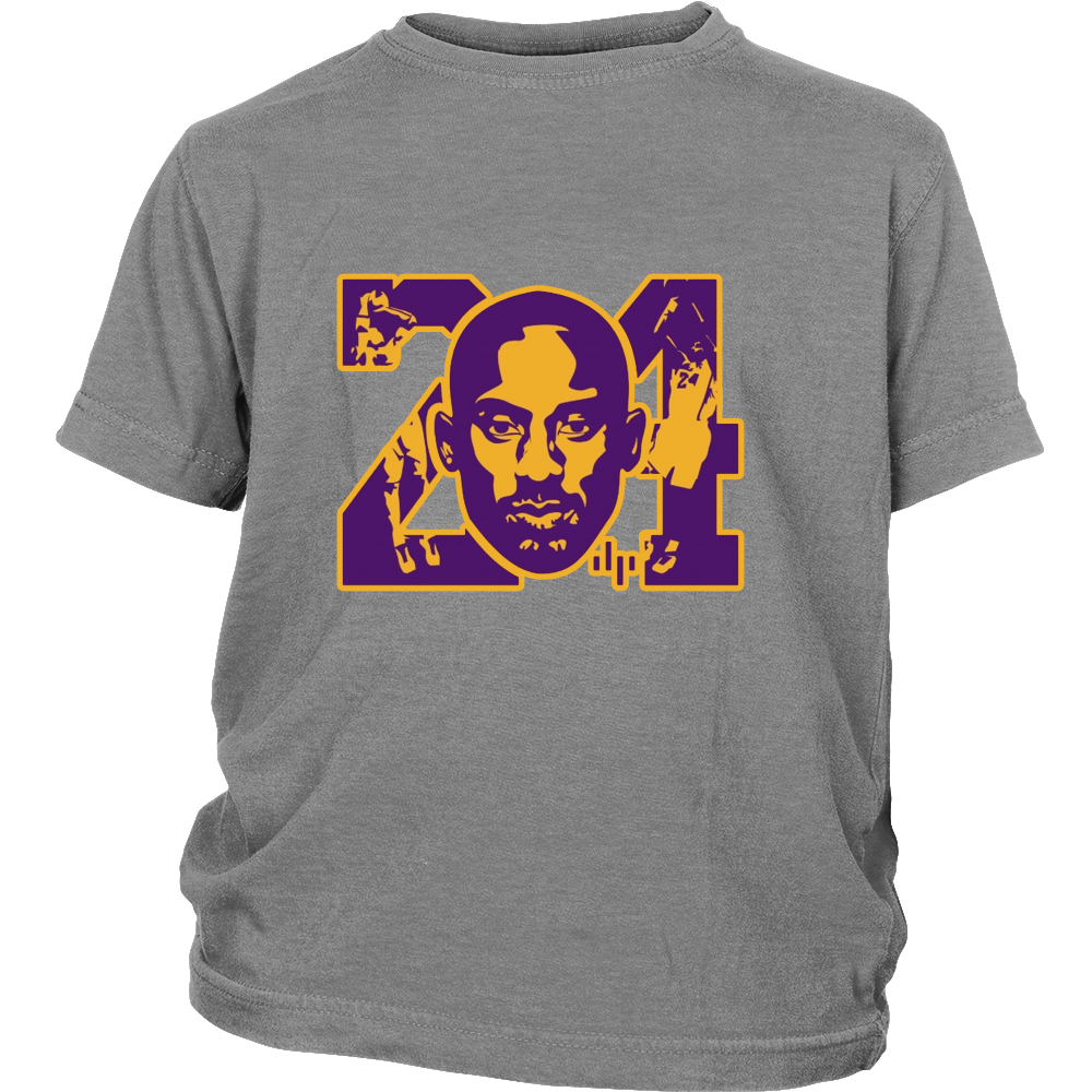 "Kobe Bryant ""KB24"" Youth Shirt - Los Angeles Source  - 5"