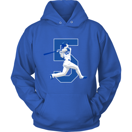 "Corey Seager ""The Prospect"" Hoodie - Los Angeles Source  - 2"