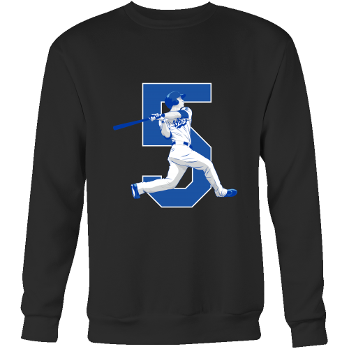 "Corey Seager ""The Prospect"" Sweatshirt - Los Angeles Source  - 1"
