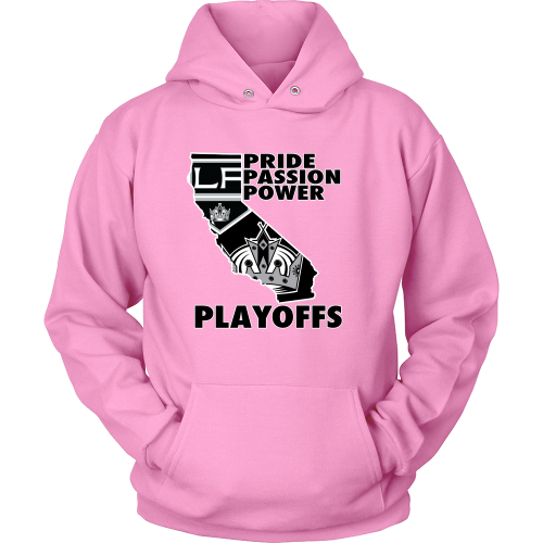 "LA Kings ""Playoff Time"" Hoodie - Los Angeles Source  - 5"