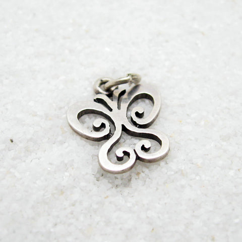 james avery butterfly charm sterling