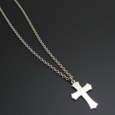 Beveled clechee cross necklace sterling james avery purple daisy beveled clechee cross necklace sterling james avery aloadofball Gallery