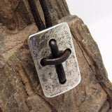 Sterling Hammered Cross Pendant James Avery Jewelry