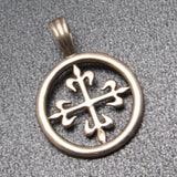 Sterling Calatrava Greek Cross Fleur de Lis Jewelry