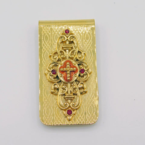 Money Clip 1928 Brand Accessory Cross Money Clip