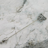 James Avery Sterling Butterfly Stickpin