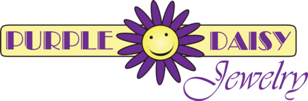 Purple Daisy Jewelry