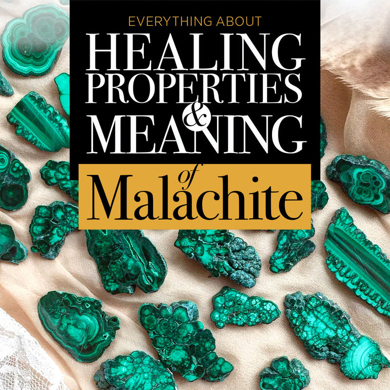 Malachite Spiritual Healing Guide | Meaning & Properties