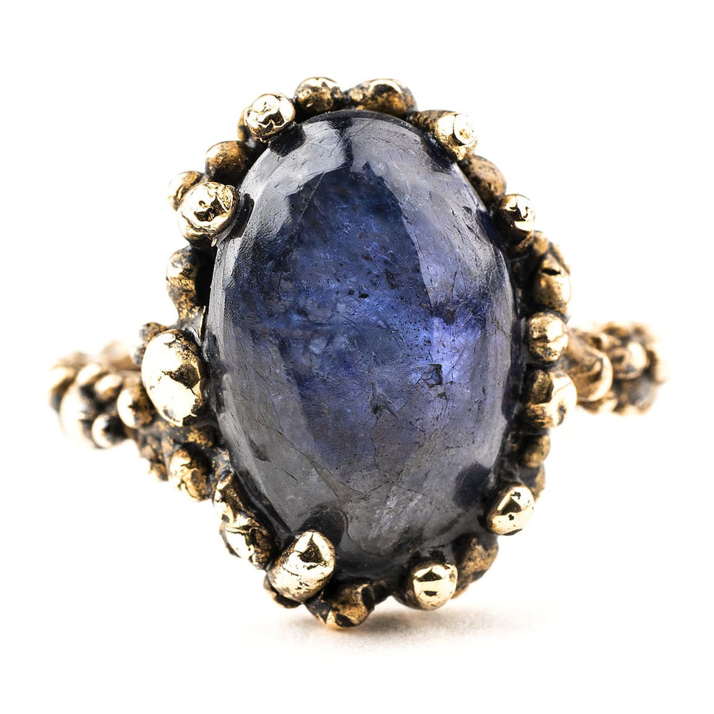 Tanzanite Band Ring - One of a Kind