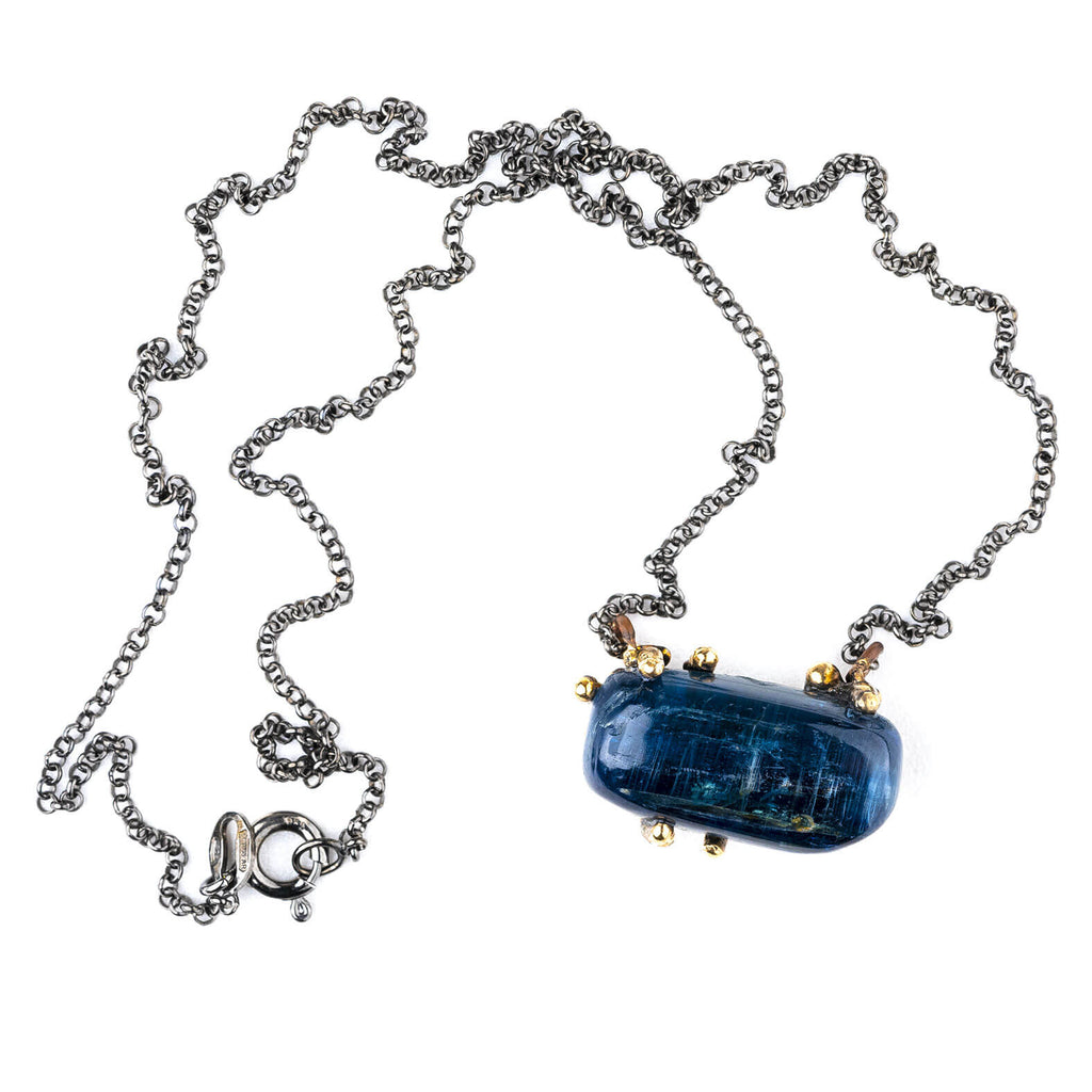 Kyanite Necklace - One of a Kind