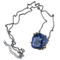 Sodalite Necklace - One of a Kind