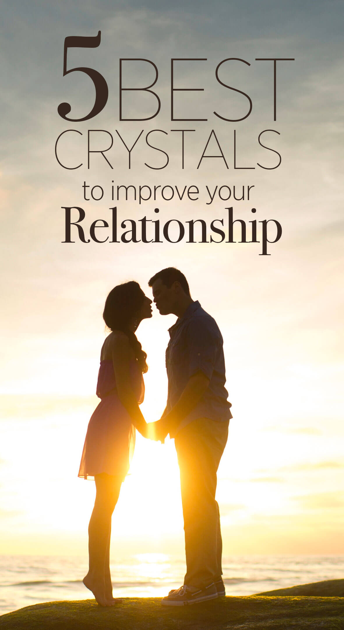 best crystals to wear for love and relationship