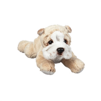 Plush Bulldog