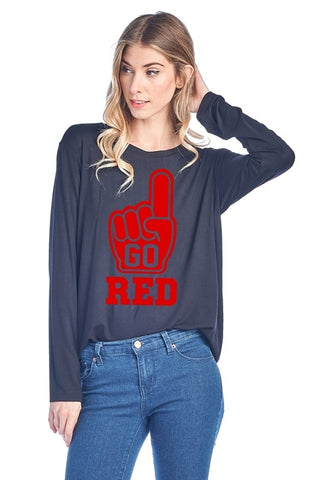 Go Red Top