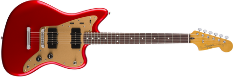 Fender Squier Deluxe Jazzmaster ST Rosewood Fingerboard - Candy Apple Red
