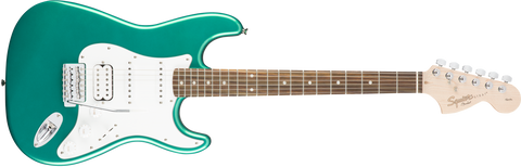 Fender Squier Affinity Stratocaster HSS Electric Guitar Rosewood Fingerboard - Race Green
