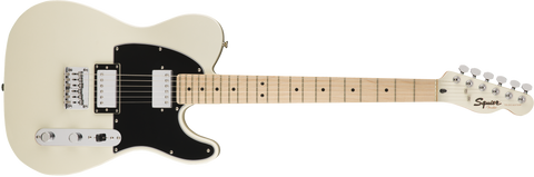 Fender Squier Contemporary Telecaster HH Electric Guitar - Pearl White
