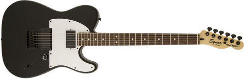 Fender Squier Jim Root Telecaster Electric Guitar - Flat Black