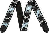 "Fender 2"" Monogrammed Strap - Various Colours"