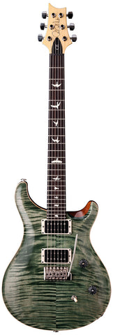 PRS CE24 Trampas Green (2017) - Worcester Guitar Centre Guitar Shop